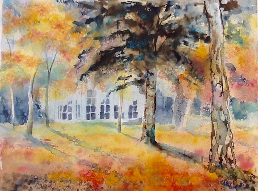 Autumn Gunersbury Park