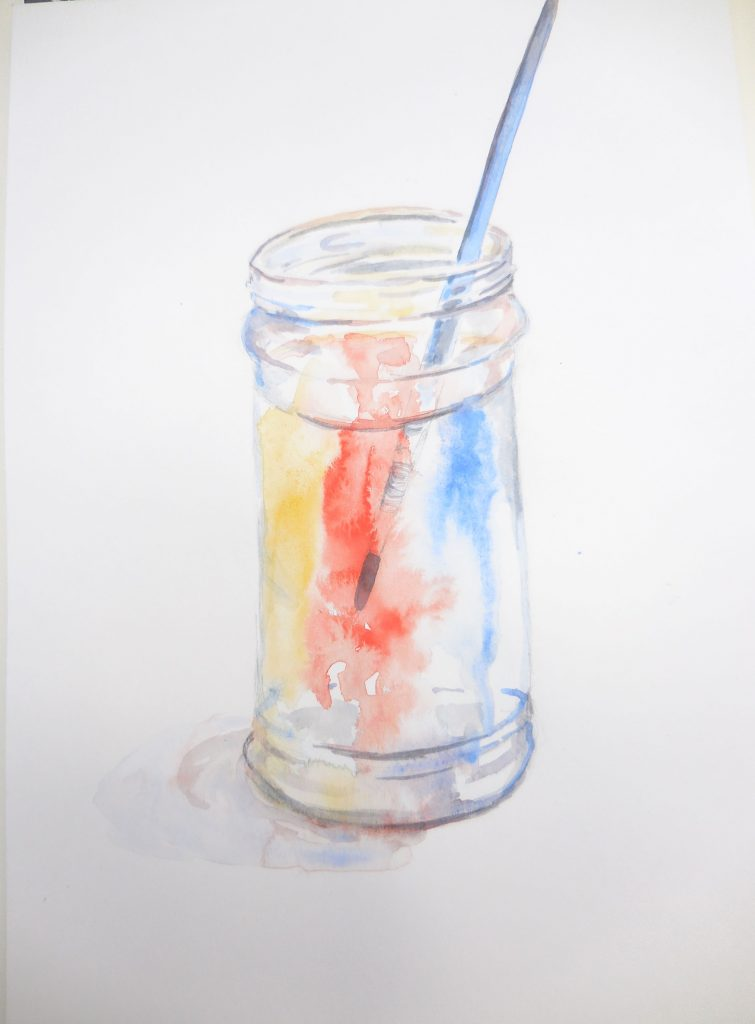 Watercolour Tutoring Classes